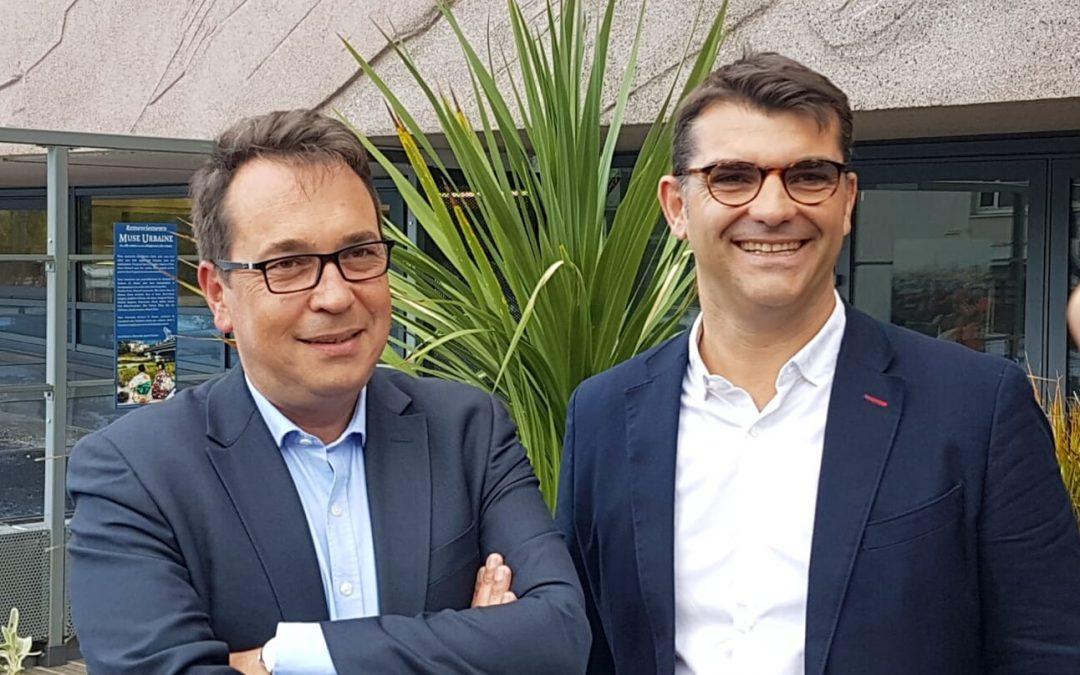 Conférence de presse de Pierre Breteau et Charles Compagnon ce 27 septembre 2019